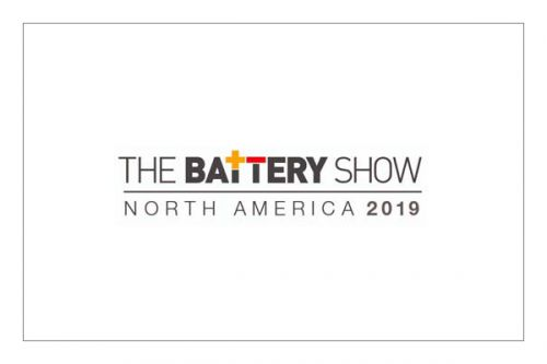 2019 THE BATTERY SHOW